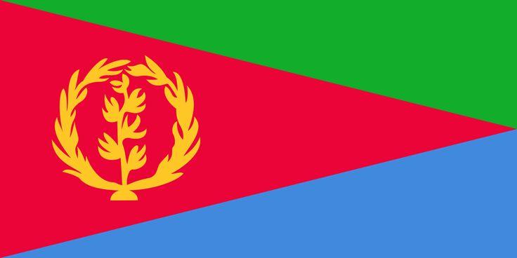 Drapeau de l'Érythrée — Wikipédia