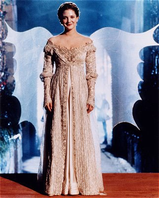 Drew Barrymore/ Danielle in Ever After