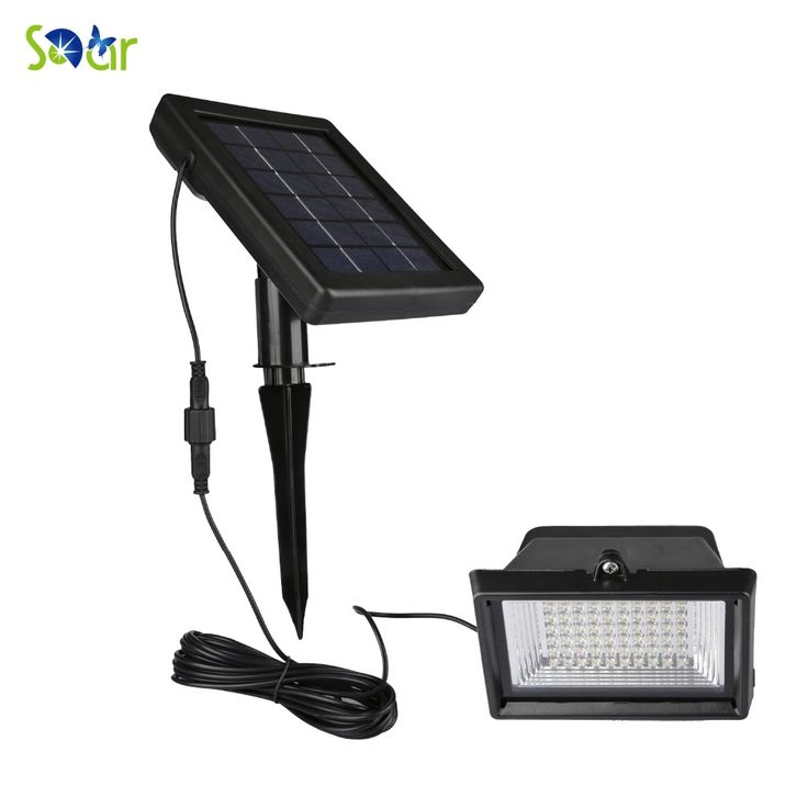 (28.50$)  Buy here - http://ai51t.worlditems.win/all/product.php?id=32775451016 - Solar Flood Lights 60LED/120Lumen White Outdoor Waterproof Landscape Lighting Security Solar Lights 2-in-1 Auto On/Off