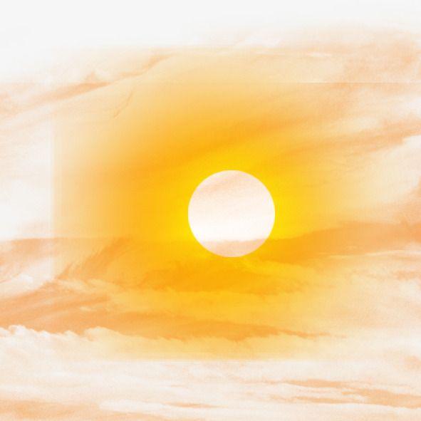 Sun Rise Iphone Wallpaper Music Sunrise Cartoon Clouds