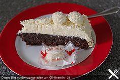 Raffaello - Schokoladentorte, ein sehr schönes Rezept aus der Kategorie Torten. Bewertungen: 85. Durchschnitt: Ø 4,2.