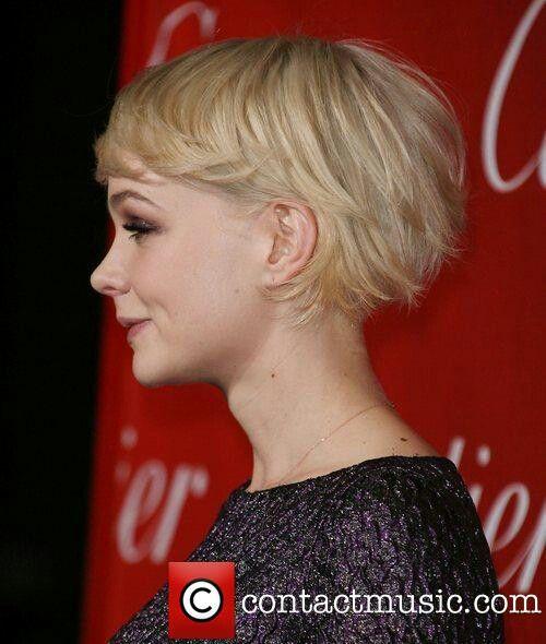 Carey Mulligan short hair