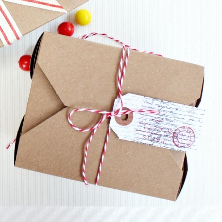Kraft Take Out Favor Boxes BoxesWedding FavorsPackaging DesignBirthday
