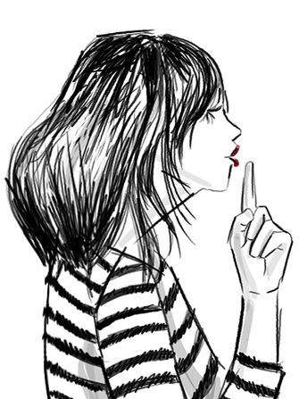 How to look exactly like a French girl (if you're into that)