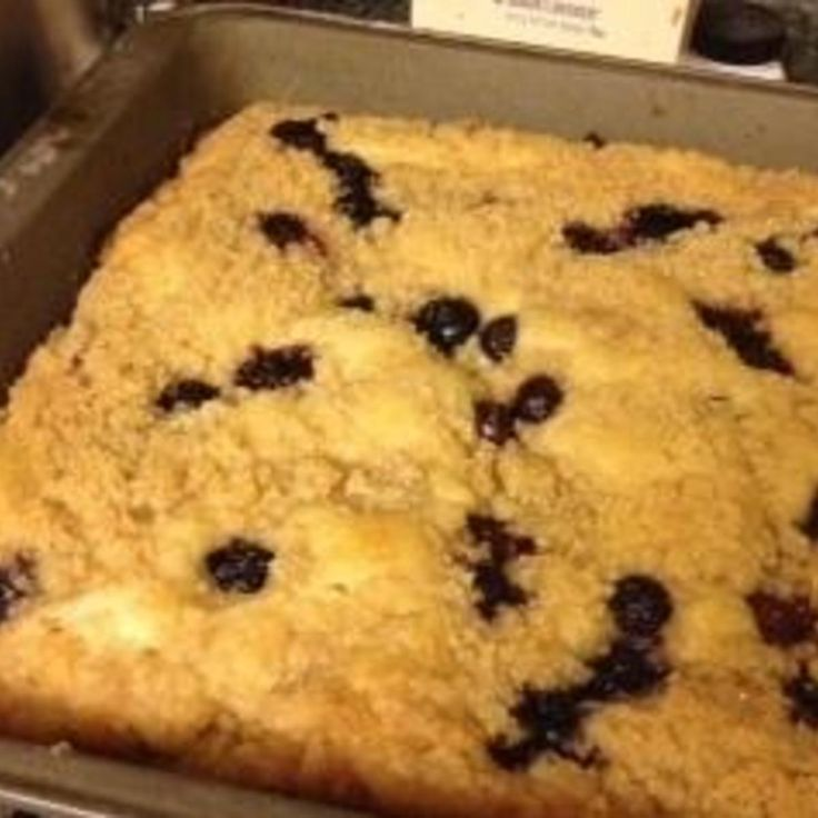 Blueberry Buttermilk Coffee Cake | Recipe | Other ...