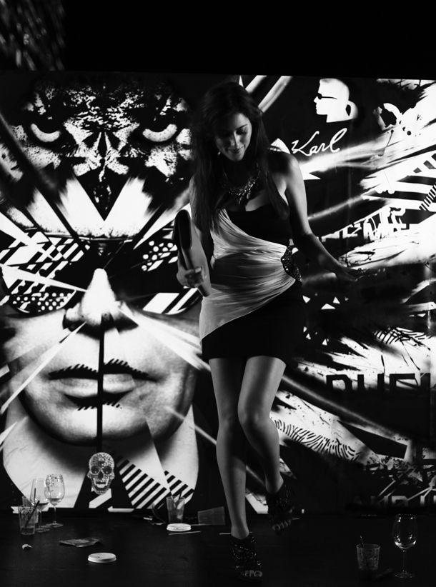 ilovedust X Karl Lagerfeld  Karl Lagerfeld Florence