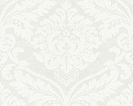 Barocktapete Weiss Muster Im Tapetenshop Online Kaufen Bei Tapetenshop.de