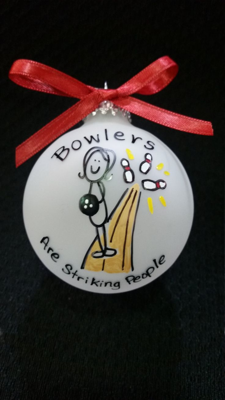 christmas ornament, bowling gift, gift for bowlers,personalized christmas ornament, bowlers ornament, bowling, bowler,bowling,sport,sports by Wurksfromtheheart on Etsy