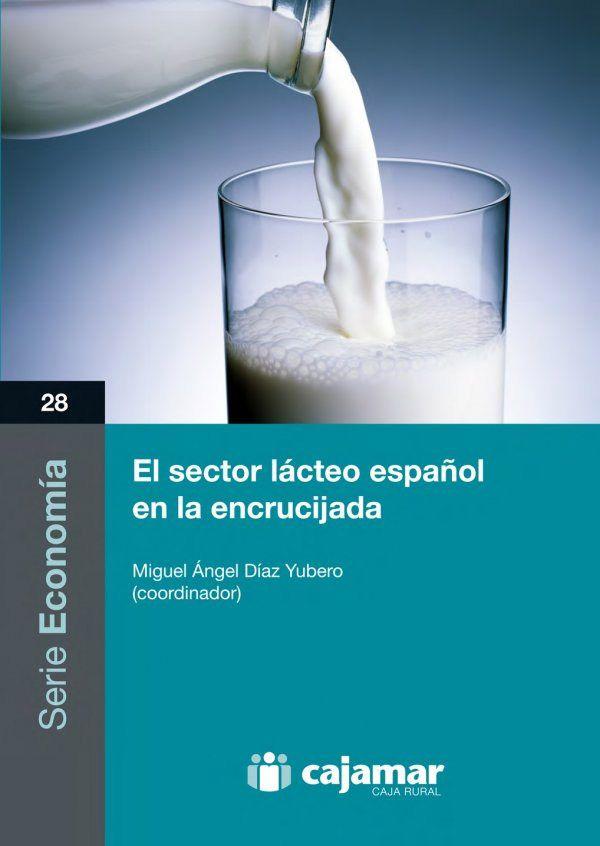 EL SECTOR LÁCTEO ESPAÑOL EN LA ENCRUCIJADA. Monografia.Anàlisi del sector lacti espanyol i europeu en els més de 20 anys transcorreguts des de la implantació de les quotes làcties comunitàries: la seva estructura de producció, la manca de vertebració, la debilitat cooperativa, les mesures de suport de la Unió Europea, l'anomenat 'paquet lacti', l'impacte de la legislació dirigida a millorar el funcionament de la cadena alimentària i els factors d'innovació en el sector industrial.