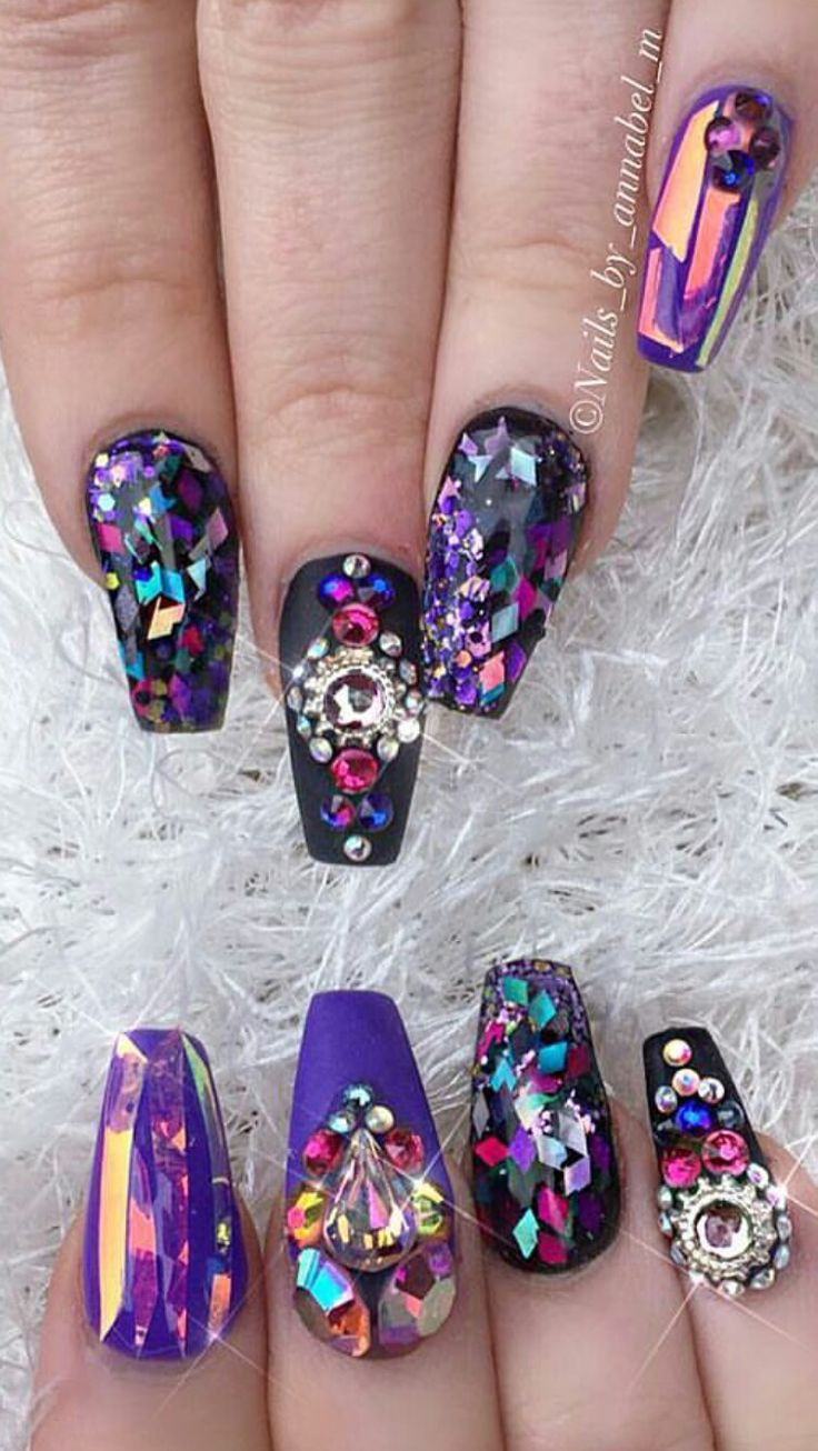 #nails design #nailart