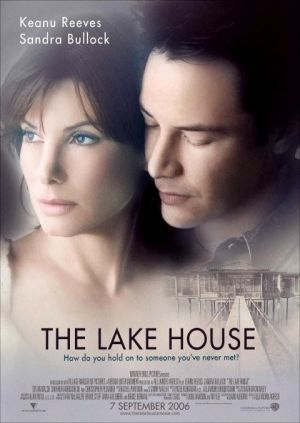 The Lake House -- i loved this movie too  & having sandra+keanu together again in such a sweet movie after 'speed' was perfect casting!