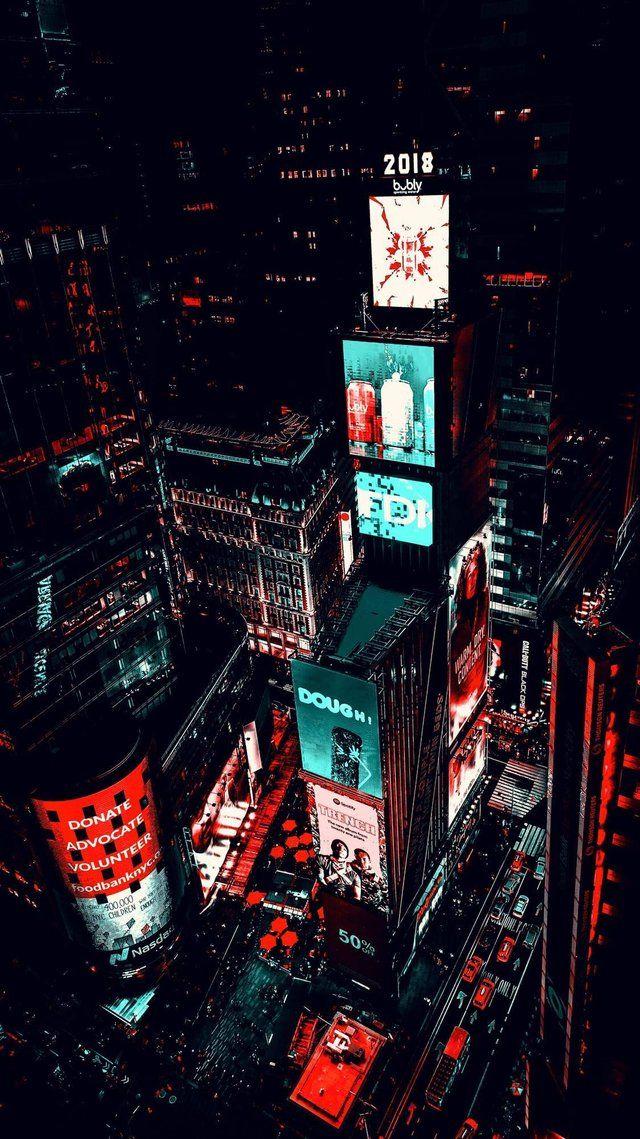 Times Square By Bill Jasper Iwallpaper Stunning Wallpapers City Wallpaper Scenery Wallpaper
