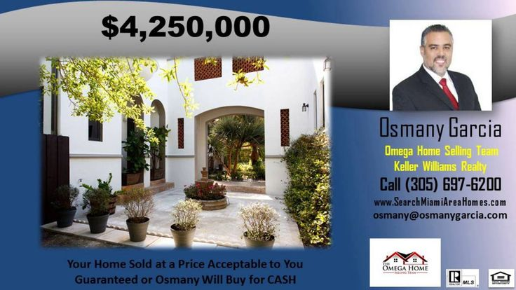 http://ift.tt/29lP8KV pinecrest fl - http://ift.tt/29fofFi Dont get stuck owning two homes. BUY THIS HOME  I WILL BUY YOURS! If you are looking to buy a home but have one to sell  you are finding yourself in the same dilemma that most homeowners find themselves in. We can help! To discuss the details of this incredible option  call Osmany Garcia directly at 305-985-6530 or for a free report on this exclusive offer and how it works visit http://ift.tt/29lPdhM   If you would like to get the…