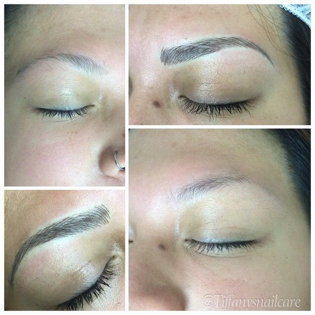128 best 3d hair stroke semi permanent makeup images on for Semi permanent tattoo eyebrows