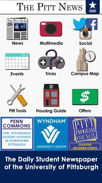 Tap that App: 8 Perks of The Pitt News App | Her Campus