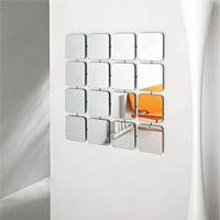Mirror Bungalow (square) by Tonelli