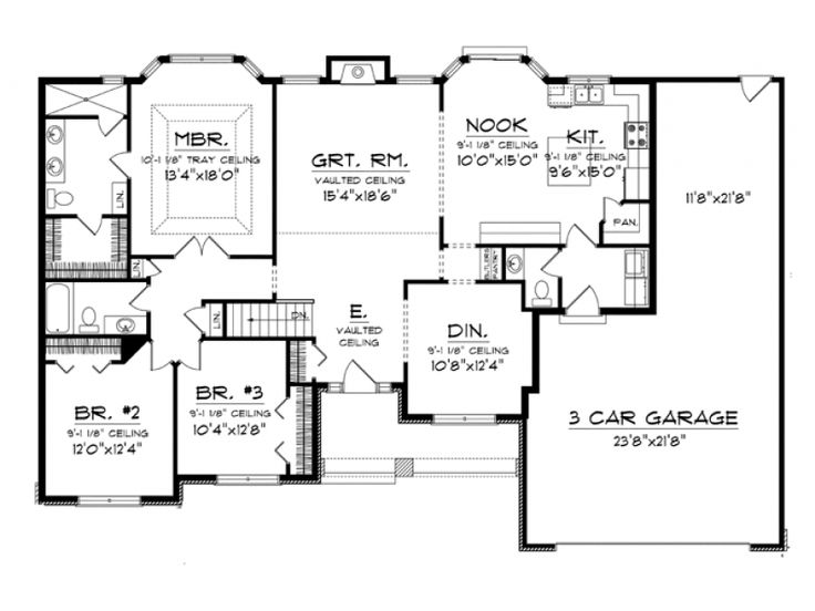 13 Best Images About House Plans On Pinterest European House Plans House Plans And French