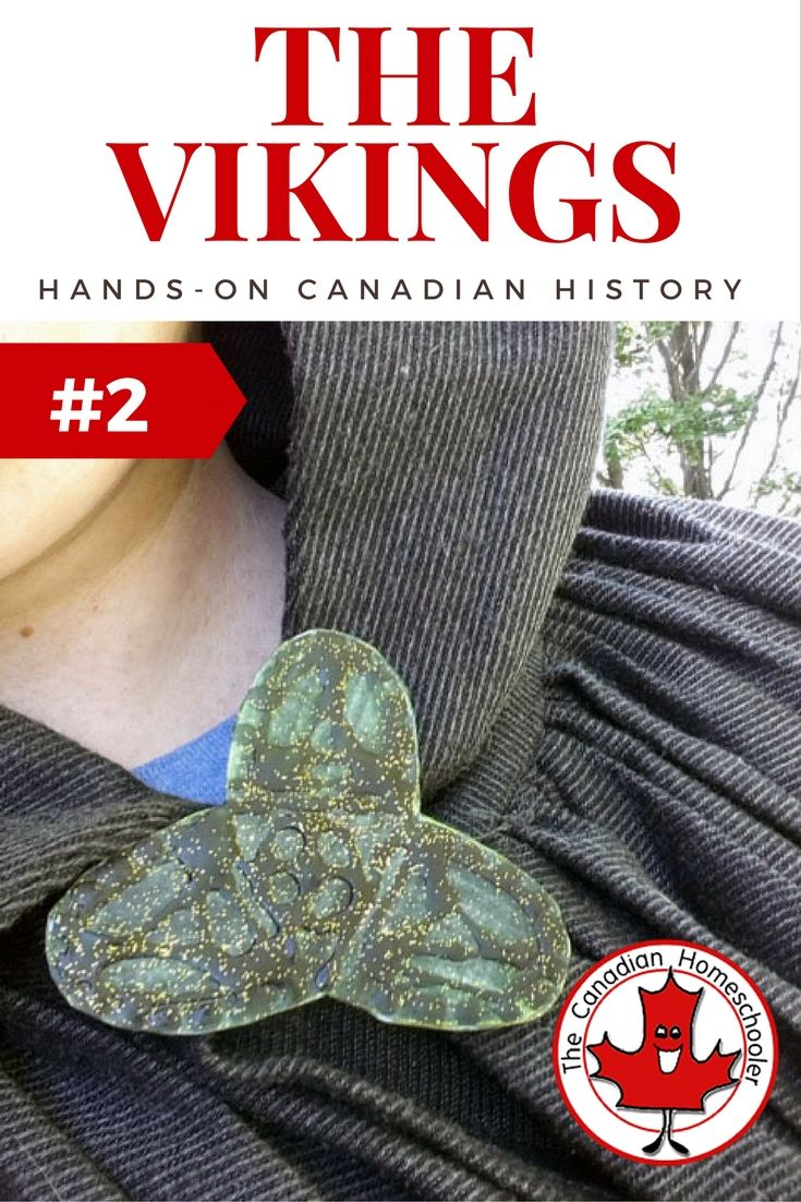 Hands-On Canadian History: Vikings in Canada