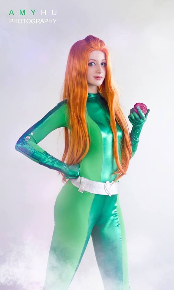 29 best cosplay totally spies images on pinterest totally spies costume ideas and costumes. Black Bedroom Furniture Sets. Home Design Ideas