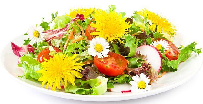 Când și cum se culeg frunzele de PĂPĂDIE pentru SALATĂ (rețetă + beneficii) | La Taifas