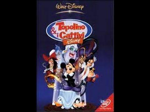 Topolino e i Cattivi Disney -  italiano cartoni animati - YouTube