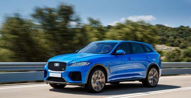2020 Jaguar F Pace Svr Review Price Jaguar Jaguar Suv Jaguar Car