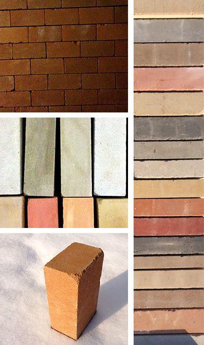 Brique Argio - brique de terre crue