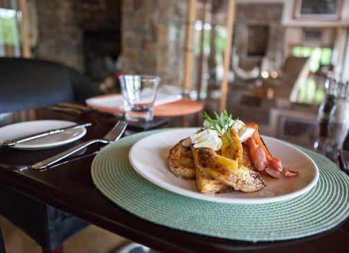 Award Winning cuisine at www.karkloofsafarispa.com