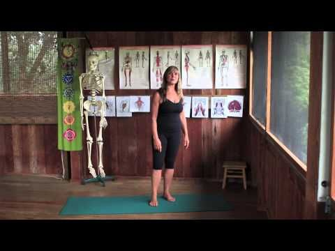 ▶ YogAlign Knee Pain Solutions - Michaelle Edwards