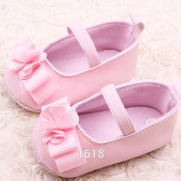 Newborn Baby Girl Shoes First Walkers   Furrple