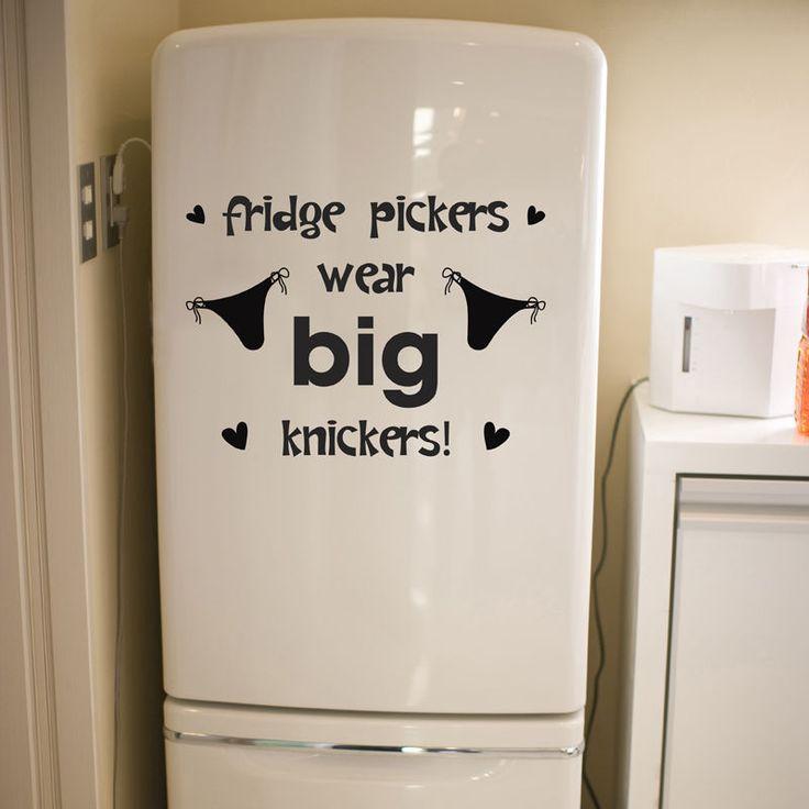 25+ best ideas about Fridge stickers on Pinterest