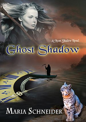 Book 4 in the Moon Shadow Series!