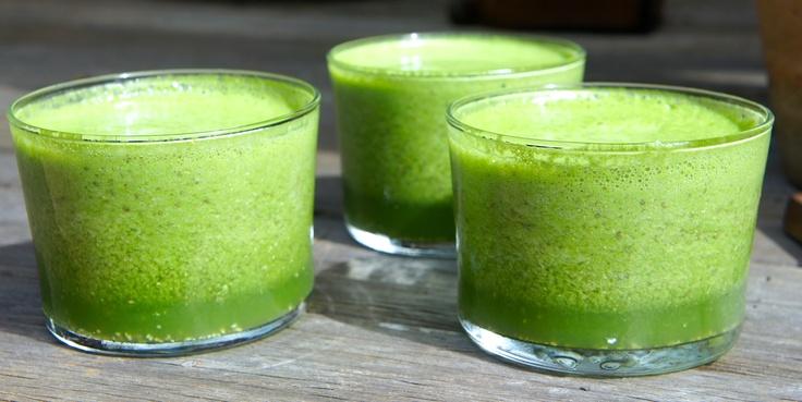 Green goddess super food smoothie