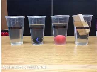 What's the Matter? Experiments and activities to teach matter.
