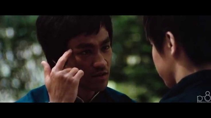 Enter the Dragon - Finger Pointing to the Moon