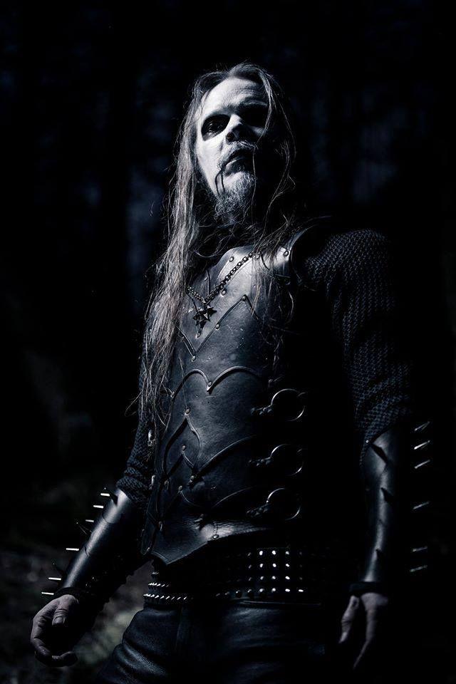 DARK FUNERAL / Stockholm black metal / band T / metal in the air / mens M egMT70