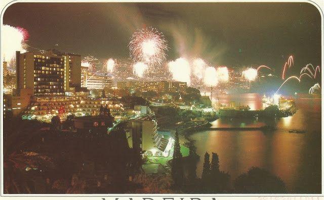 La Atalaya Nocturna: Lunes de Postal (Monday's postcard): Madeira