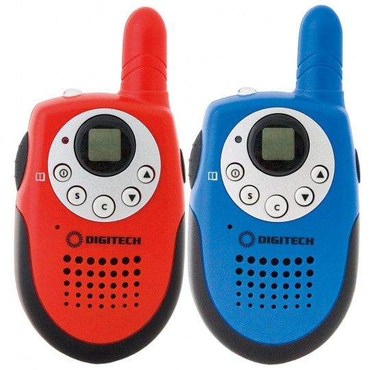 Dads - link from commissionfactory     Walkie Talkie Set Red and Blue | Australian Geographic Shop Online