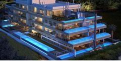 FRENTE MAR Cachoeira-FLORIANÓPOLIS-BRAZIL-Ap Duplex 3Suites cFinanciamiento   FRENTE AL MAR Playa Cachoeira-FLORIANÓPOLIS-BRAZIL-Apartamento Duplex 3Suites con Piscina Privada. Con Financiamiento directo por la Compania Constructora.  Edificio en construcción Frente al Mar en la Playa Cachoeira do Bom Jesus.Apartamento Duplex con Vista al Mar de 3 dormitorios siendo 3 Suitestoilette salacocina balcón con parrilla piscina privada en el balcónarea de servicio total 4 bañoshobby-box 2 garajes…