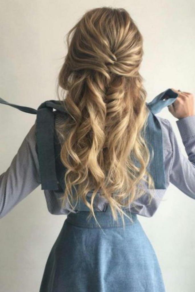 Luxy Hair Frisur Abiball Frisur Hochzeit Frisur Party Frisur 2 Abiball Frisur Hochzeit Party Long Hair Styles Hair Styles Luxy Hair