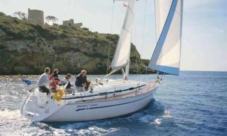 Charter 2004 Bavaria 36 Cruiser in Barcelona in Barcelona