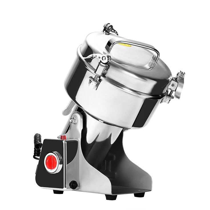 Perfect Happybuy Grain Grinder g Mill Powder Machine Swing Type Commercial Electric Grain Mill Grinder for Herb