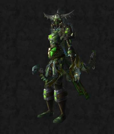 """""""Plague shooter"""" Hunter Thematic Transmog Collections by Vylyss - Guides - Wowhead"""