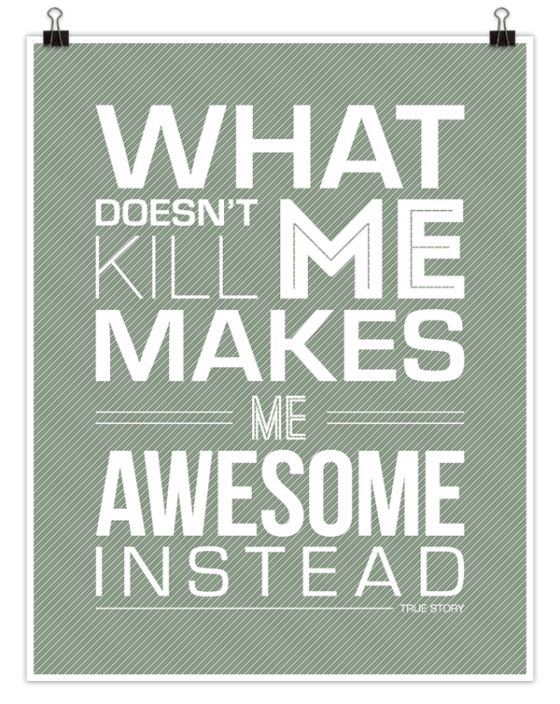 How are you getting more awesome today? #fitspiration #motivation