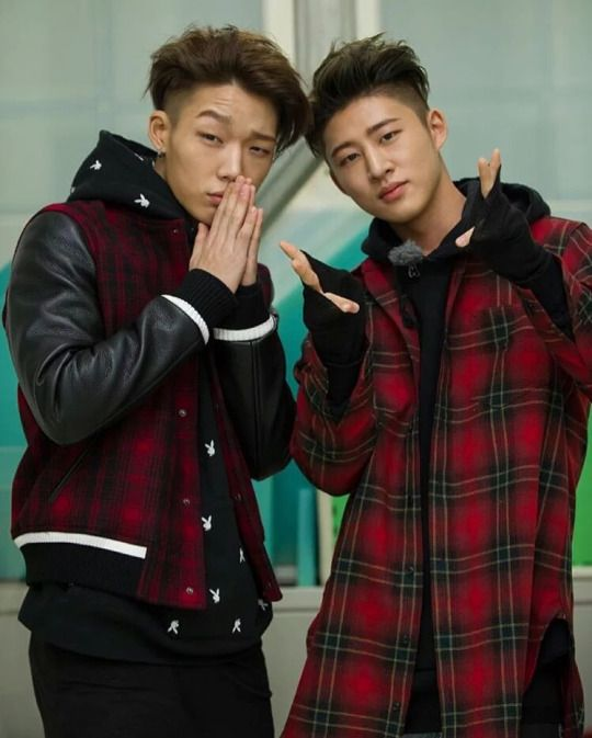 Bobby and B.I | iKON