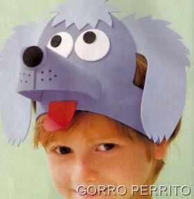 perro goma eva