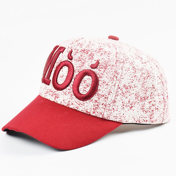 Весна Лето Тенденция Шляпа Солнца Корейский Весенний Тур Шляпы Холст МУ Письмо Бейсбол Шляпы