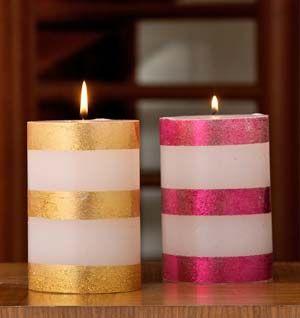 Spiral Glitter Candles http://www.tajonline.com/christmas-gifts/product/hpl94/spiral-glitter-candles/?aff=pint2013/