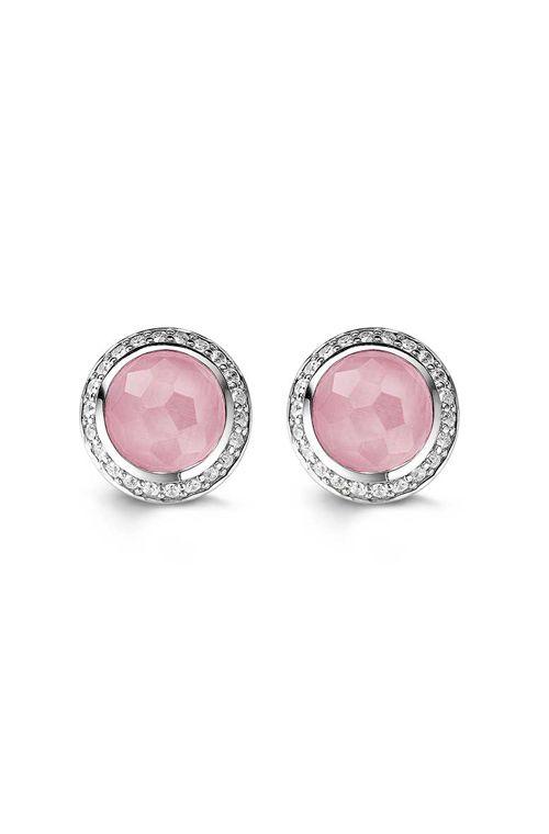 Ti Sento Earrings, Light Blush 69,00 € www.fashionstore.fi