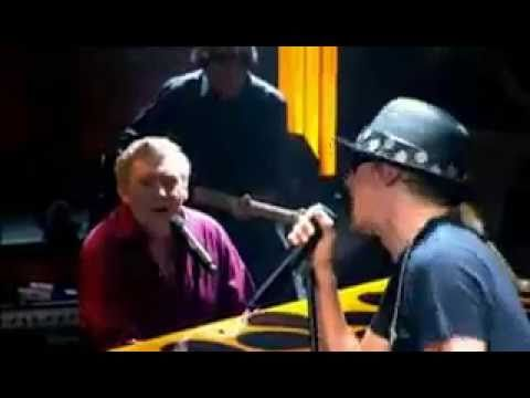 ▶ Kid Rock and Jerry Lee Lewis - Honky Tonk Woman - YouTube